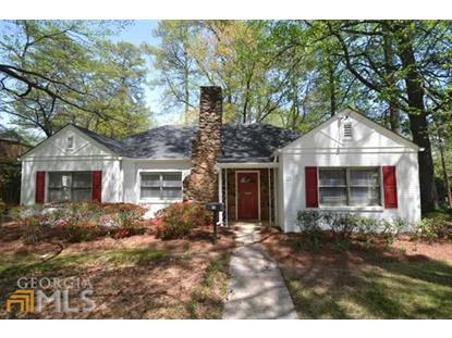 22 Covington Rd  Avondale Estates, GA 30002 MLS# 7084595
