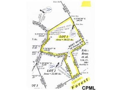 Lot 1 Risky Road, Lewistown, PA