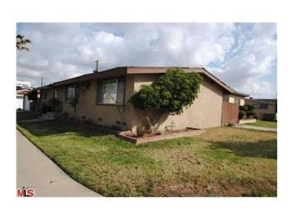 661 154TH Street Gardena, CA 90247 MLS# 13665985