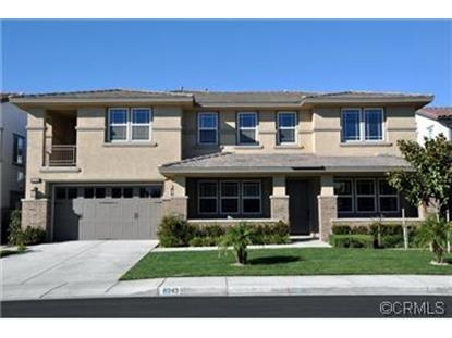 8243 Ivy Springs Court Corona, CA 92880 MLS# TR13017870