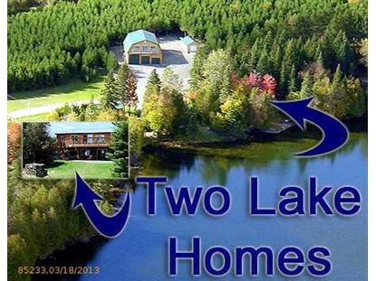 66 Conroy Lake Road, Monticello, ME