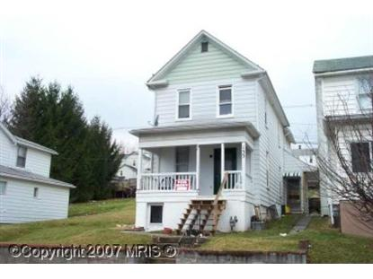 133 MAPLE ST, Frostburg, MD