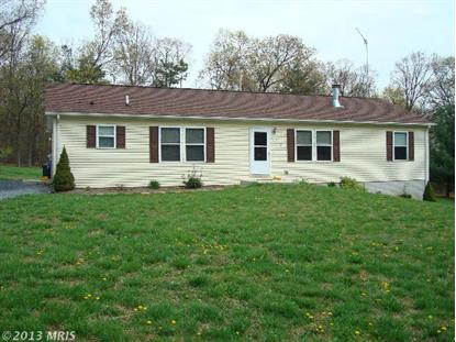 534 PERRY RD, Winchester, VA