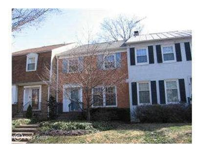 2421 FALLS PLACE CT Falls Church, VA 22043 MLS# FX8046068