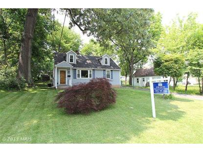 6605 BARRETT RD Falls Church, VA 22042 MLS# FX8055351