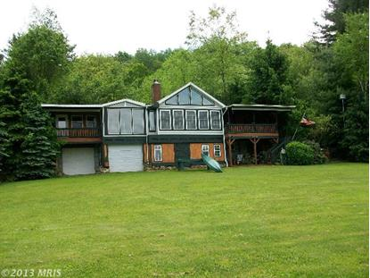 4767 OLD MORGANTOWN WEST RD, Friendsville, MD