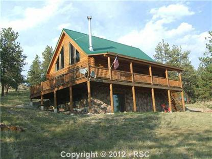 2087 S Mountain Estates RD, Florissant, CO