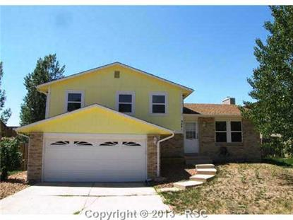 3661  Summer Breeze DR, Colorado Springs, CO