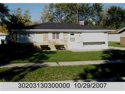 1440 Freeland Avenue Calumet City, IL 60409 MLS# 08314445