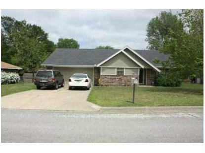 1505 Heritage Cir, Rogers, AR 72758