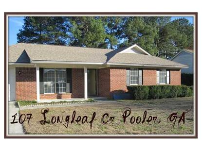 107 LONGLEAF Circle Pooler, GA 31322 MLS# 94582